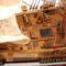 détail maquette de bateau, voilier, runabout Astrolabe peint - 84 cm Premier Ship Models