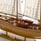 détail maquette de bateau, voilier, runabout Blue Nose I Yacht - 65cm Premier Ship Models