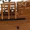détail maquette de bateau, voilier, runabout Bremen Cog - 76 cm Premier Ship Models