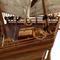 détail maquette de bateau, voilier, runabout Caravelle - 75 cm Premier Ship Models
