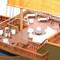 détail maquette de bateau, voilier, runabout Chinese Junk - 109 cm Premier Ship Models