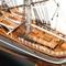 détail maquette de bateau, voilier, runabout Cutty Sark (platinum) - 84 cm Premier Ship Models