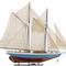 maquette de bateau, voilier, runabout voilier historique Delawana - 120 cm Premier Ship Models 751.20 € ttc