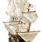 détail maquette de bateau, voilier, runabout Derflinger - 82 cm Premier Ship Models