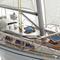 détail maquette de bateau, voilier, runabout Hemith III - 60cm Premier Ship Models