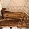 détail maquette de bateau, voilier, runabout HMS Beagle - 80 cm Premier Ship Models