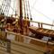 détail maquette de bateau, voilier, runabout HMS Bounty - 60 cm Premier Ship Models