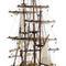 détail maquette de bateau, voilier, runabout HMS Endeavour - 80 cm Premier Ship Models