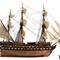 détail maquette de bateau, voilier, runabout HMS Northumberland - 80 cm Premier Ship Models