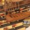 détail maquette de bateau, voilier, runabout HMS Victory Bicentenaire - 105 cm Premier Ship Models