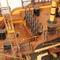 détail maquette de bateau, voilier, runabout HMS Victory Bicentenaire - 75 cm Premier Ship Models