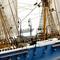 détail maquette de bateau, voilier, runabout HMS Warrior - 110 cm Premier Ship Models