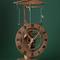 horloge à échappement centrifuge CLAUSEN Madera Ardavin 604.80 € ttc