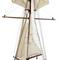 détail maquette de bateau, voilier, runabout Hunter - 46 cm Premier Ship Models