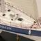 détail maquette de bateau, voilier, runabout Norwich Union - 65cm Premier Ship Models