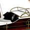 détail maquette de bateau, voilier, runabout Nouveau model boat - 90cm Premier Ship Models