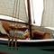 détail maquette de bateau, voilier, runabout Provident - 68 cm Premier Ship Models
