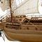 détail maquette de bateau, voilier, runabout Saint Géran - 85 cm Premier Ship Models