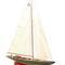 maquette de bateau, voilier, runabout grand voilier America Cup Shamrock V - 75cm Premier Ship Models 643.20 € ttc