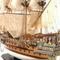 détail maquette de bateau, voilier, runabout Sovereign of the Seas (platinum) - 86 cm Premier Ship Models