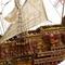 détail maquette de bateau, voilier, runabout Sovereign of the Seas - 125 cm Premier Ship Models