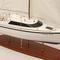 détail maquette de bateau, voilier, runabout Triple Wai yacht - 66cm Premier Ship Models