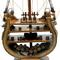 détail maquette de bateau, voilier, runabout USS Constitution Coupe - 140cm Premier Ship Models