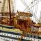 détail maquette de bateau, voilier, runabout Amerigo Vespucci peint - 100 cm Premier Ship Models
