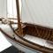 détail maquette de bateau, voilier, runabout Yare & Bure yacht - 70cm Premier Ship Models