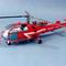 maquette d'helicoptère Alouette III SA.316B Sécurité Civile - 39 cm Pilot's Station 144.00 € ttc