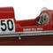 détail maquette de bateau, voilier, runabout Arno XI - 25 cm Kiade