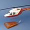 Bell 206 A Jet Ranger - Civil - 42 cm 144.00 € ttc