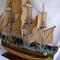 détail maquette de bateau, voilier, runabout HMS Bounty - (coque 80 cm) Old Modern Handicrafts
