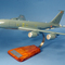 maquette d'avion transport quadriréacteur C.135 FR Stratotanker 00/093 Bretagne - 44 cm Pilot's Station 144.00 € ttc