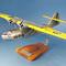 maquette d'avion hydravion bimoteur Catalina PBY US Coast Guard - 55 cm Pilot's Station 144.00 € ttc