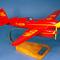 détail maquette d'avion Caudron C.640 Typhon  Racer - 33 cm Pilot's Station