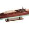 maquette de bateau, voilier, runabout sport runabout américain Chris Craft - 50 cm Kiade 830.00 € ttc