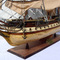 détail maquette de bateau, voilier, runabout USS Constitution - 135 cm Old Modern Handicrafts