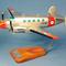 maquette d'avion transport Dassault 312 Flamant - F.A.F - 54 cm Pilot's Station