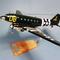 maquette d'avion transport quadrimoteur Douglas C-47 Skytrain D - USAAF - 54 cm Pilot's Station 138.00 € ttc