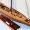 détail maquette de bateau, voilier, runabout HMS Endeavour - 100 cm Old Modern Handicrafts