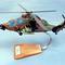 maquette d'helicoptère militaire biturbine EC-665 Tigre  HAP- Armée française - 38 cm Pilot's Station 144.00 € ttc