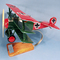 maquette d'avion Fokker DR.1 Red Barron - 38 cm Pilots' Station