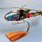 maquette d'helicoptère monoturbine AS341F Gazelle - 39 cm Pilot's Station 144.00 € ttc