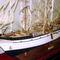 détail maquette de bateau, voilier, runabout Gorch Fock - (coque 80 cm) Old Modern Handicrafts