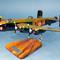 maquette d'avion bombardier quadrimoteur Halifax B.VI 346 Sqn  Guyenne  - 52 cm Pilot's Station 138.00 € ttc