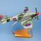 détail maquette d'avion Hawker Tempest MK.V - RAF Sqn 3  P.Clostermann - 39 cm Pilot's Station