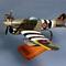 Hawker Typhoon  - RAF - 47 cm 138.00 € ttc
