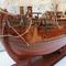 détail maquette de bateau, voilier, runabout HMS Endeavour - (coque 80 cm) Old Modern Handicrafts