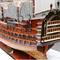 détail maquette de bateau, voilier, runabout HMS Victory - 140 cm Old Modern Handicrafts